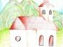 Ždiarsky kostol (kresby detí)